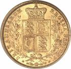 Sovereign 1854: Photo Great Britain 1854 sovereign