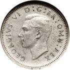 Threepence 1937 (Silver, circulating): Photo Great Britain 1937 3 pence