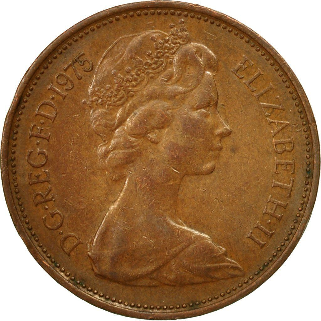 Two Pence 2009, Coin from United Kingdom - Online Coin Club