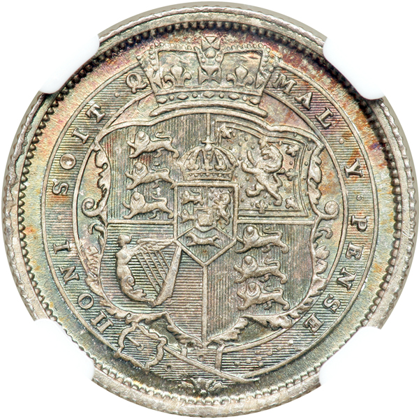 Shilling 1817: Photo Great Britain 1817 shilling