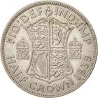 Halfcrown 1939: Photo 1939 George VI British Silver Half Crown