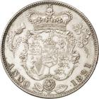 United Kingdom / Halfcrown 1821 - reverse photo