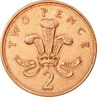 United Kingdom / Two Pence 2004 - reverse photo