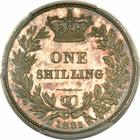 United Kingdom / Shilling 1831 (Proof only) - reverse photo