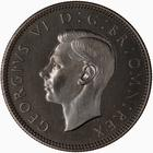 Shilling 1949 Scottish: Photo Proof Coin - Shilling, George VI, Great Britain, 1949