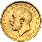 United Kingdom / Sovereign 1914 - obverse photo