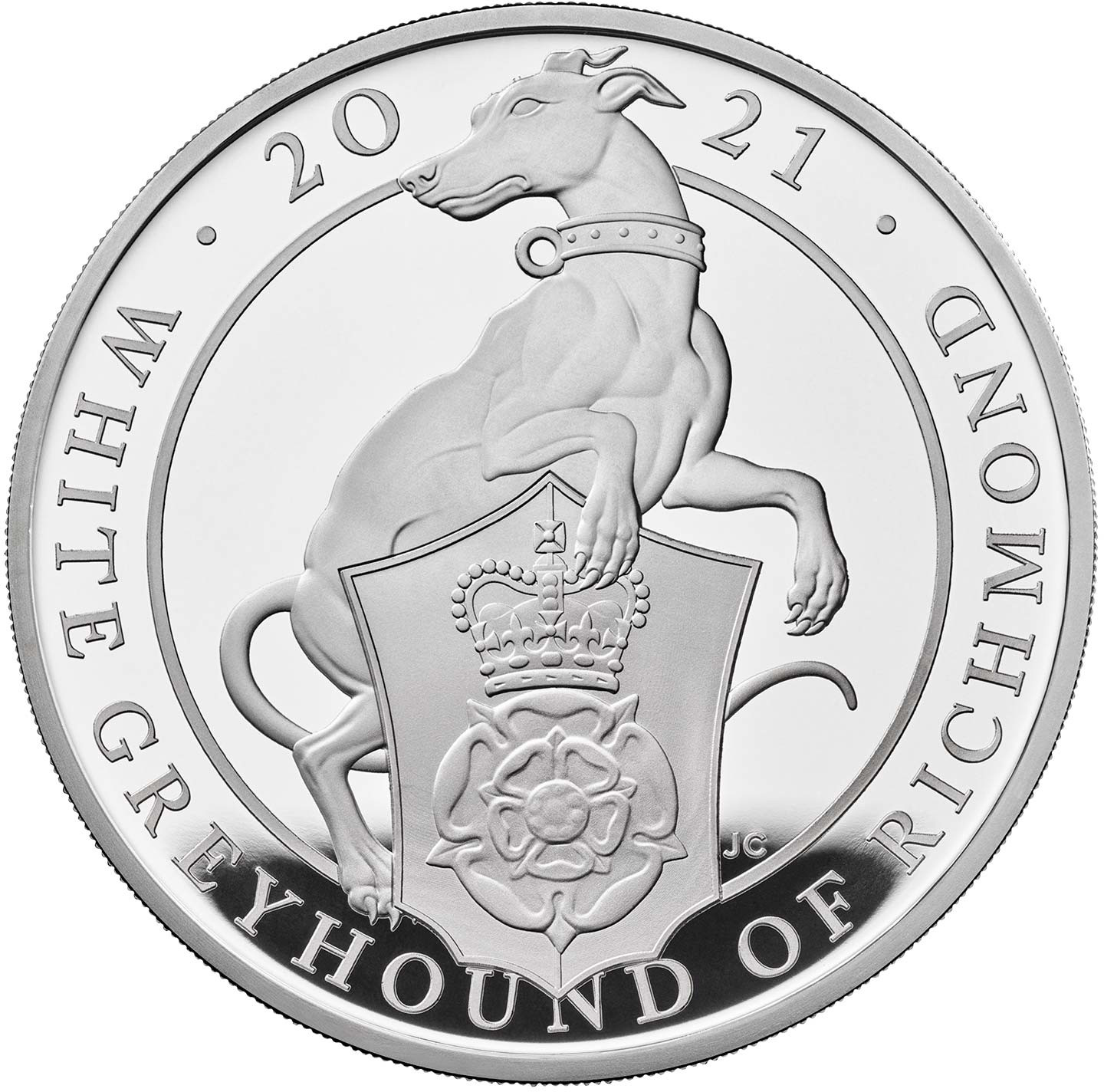 Maundy Twopence (Sterling silver): Photo Coin - Twopence (Maundy), Queen Victoria, Great Britain, 1892