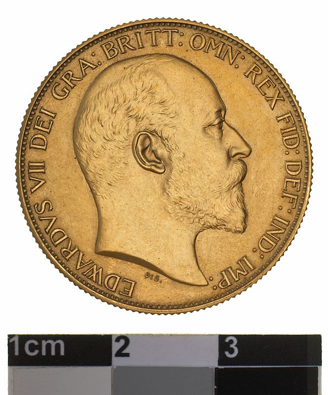 Two Pounds 1902: Photo Proof Coin - 2 Pounds, New South Wales, Australia, 1902