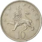 United Kingdom / Ten Pence 1975 - reverse photo