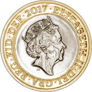 United Kingdom / Two Pounds (NCLT) - obverse photo