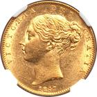 Sovereign 1847: Photo Great Britain 1847 sovereign