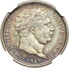 United Kingdom / Shilling 1817 - obverse photo