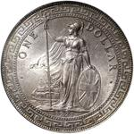 United Kingdom / One Dollar 1921 - obverse photo