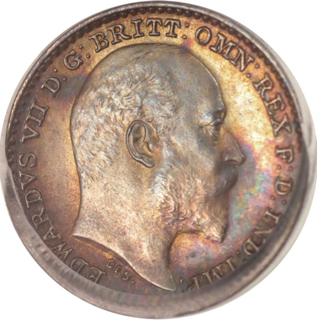 Penny 1904 (Maundy): Photo Coin, Great Britain, Penny, 1904