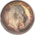 United Kingdom / Penny 1904 (Maundy) - obverse photo