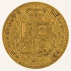 United Kingdom / Half Sovereign 1859 - reverse photo