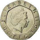 United Kingdom / Twenty Pence 2007 - obverse photo