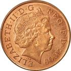 United Kingdom / Two Pence 2009 - obverse photo