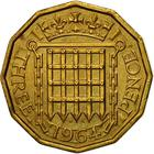 United Kingdom / Threepence 1964 (Brass) - reverse photo