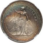 United Kingdom / One Dollar 1907 - obverse photo
