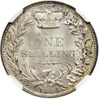 Shilling 1884: Photo Great Britain 1884 shilling