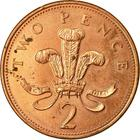 United Kingdom / Two Pence 2003 - reverse photo