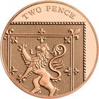 United Kingdom / Two Pence 2016 - reverse photo