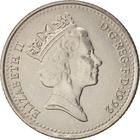 United Kingdom / Ten Pence 1992 (Small) - obverse photo