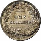 United Kingdom / Shilling 1879 - reverse photo