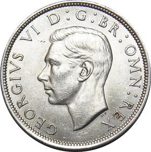 United Kingdom / Halfcrown 1941 - obverse photo