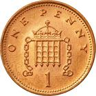 United Kingdom / One Penny 2002 - reverse photo