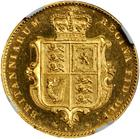 United Kingdom / Half Sovereign 1839 (Proof only) - reverse photo