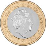United Kingdom / Two Pounds - obverse photo