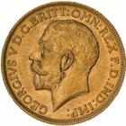 United Kingdom / Sovereign 1913 - obverse photo