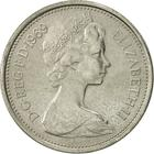United Kingdom / Five Pence 1969 - obverse photo