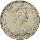 United Kingdom / Five Pence 1968 - obverse photo
