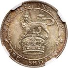 Shilling 1907: Photo Great Britain 1907 shilling