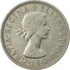 United Kingdom / Two Shillings (Florin) 1961 - obverse photo