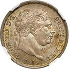 United Kingdom / Shilling 1819 - obverse photo