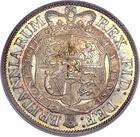 United Kingdom / Halfcrown 1819 - reverse photo