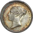 Sixpence 1845: Photo Great Britain 1845 6 pence