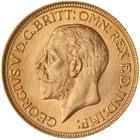 United Kingdom / Sovereign 1929 - obverse photo