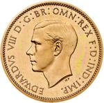 United Kingdom / Farthing 1937 Edward VIII