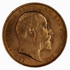 Sovereign 1902: Photo Coin - Sovereign, Edward VII, Great Britain, 1902