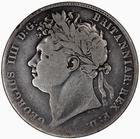 Shilling 1820 George IV: Photo Coin - 1 Shilling, George IV, Great Britain, 1820