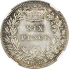 Sixpence 1878: Photo Great Britain 1878 6 pence