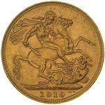 Sovereign 1919: Photo Coin - Sovereign, New South Wales, Australia, 1919