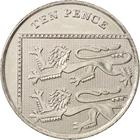 United Kingdom / Ten Pence - reverse photo