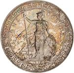 United Kingdom / One Dollar 1895 - obverse photo