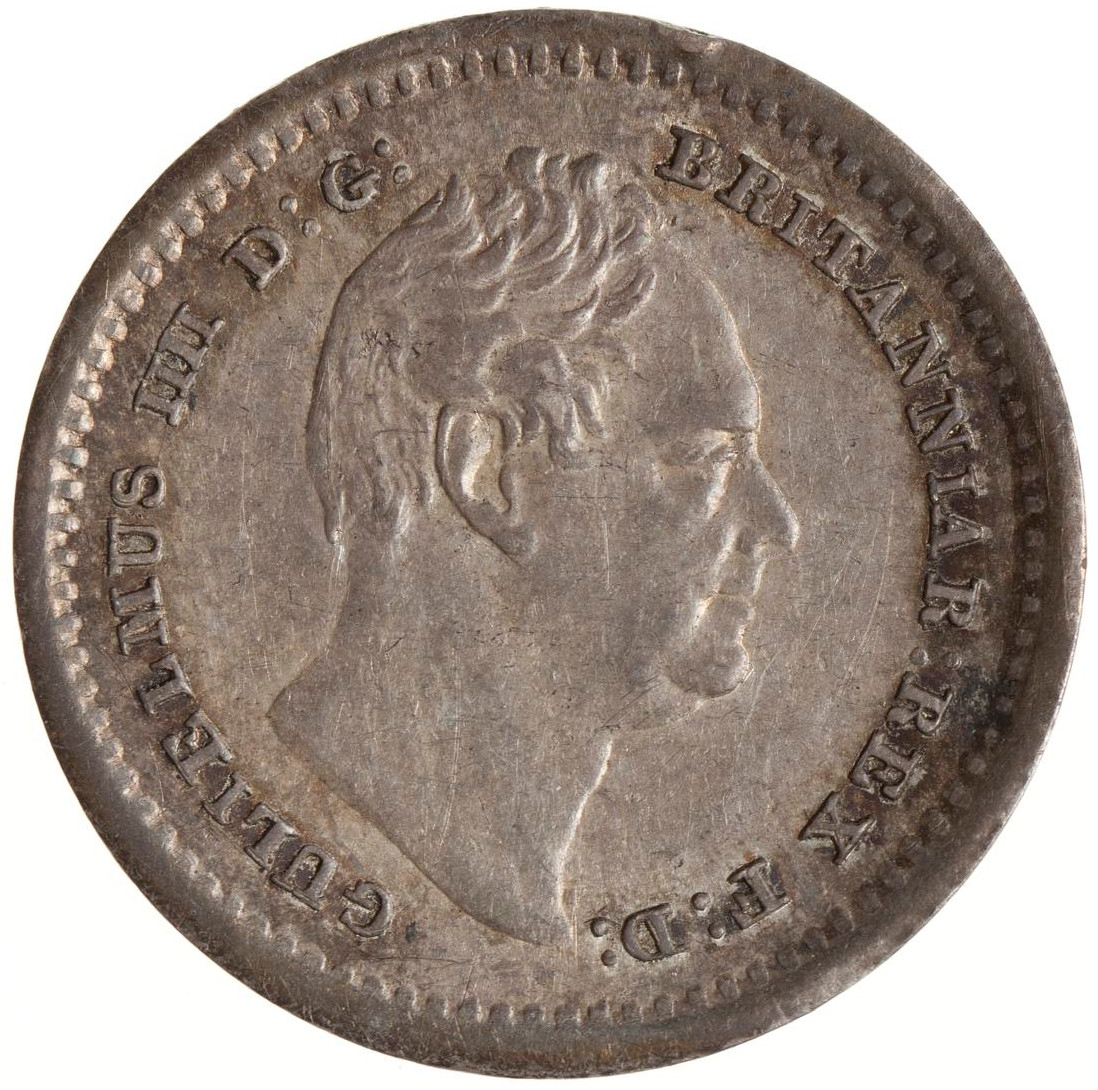 Three Halfpence: Photo Coin - 3 Halfpence, Jamaica, 1837